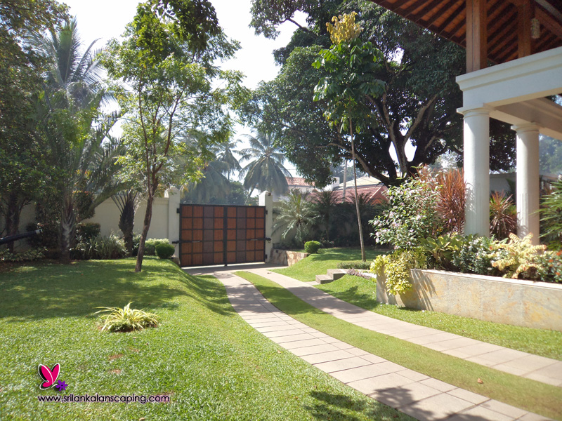 garden landscaping in sri lanka pdf