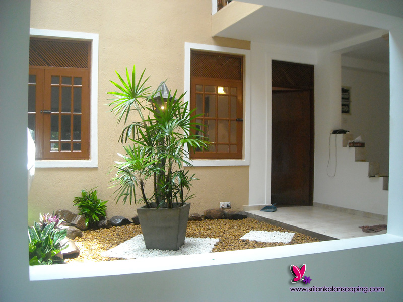 Srilankalandscaping landscaping gardening for Courtyard designs sri lanka